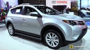 2015 Toyota Rav4 Limited Exterior And Interior Walkaround 2014