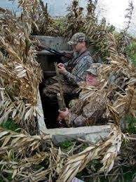 How To Make A Duck Blind Hunting From Blinds And Stands U2014 Texas Parks U0026 Wildlife Department