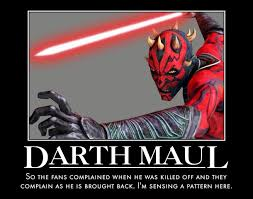 Darth Maul Meme - darth maul returns by jswv on deviantart