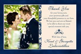 thank you cards wedding 30 thank you card designs and exles