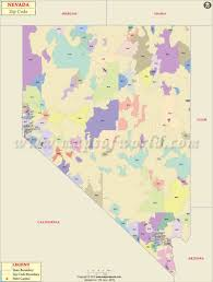 Map Of Nevada And Utah by Nevada Zip Code Map Nevada Postal Code