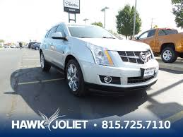 2012 cadillac suv pre owned 2012 cadillac srx performance collection suv in joliet