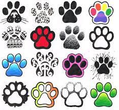 5 unique paw tattoos designs