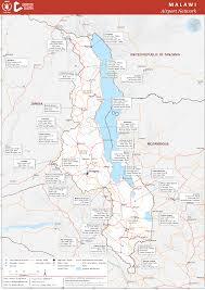 Malawi Map Logistics Cluster