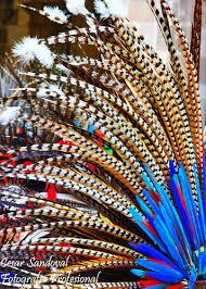 imagenes penachos aztecas penacho azteca cesar sandoval flickr