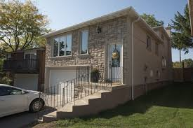 front to back split house oakville backsplit renovated as a s labour of the