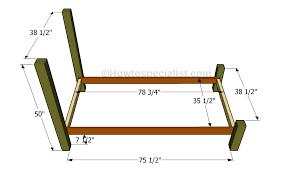 King Bed Frame Measurements Bed Frame As Simple And King Platform Bed Frame Bed