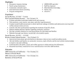 sample work resume best resume examples for your job search