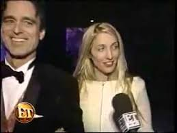 Carolyn Bessette Carolyn Bessette Kennedy Attends The 1998 Fire And Ice Ball Youtube