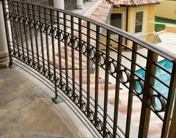 iron railings wrought iron gate fence railing welding