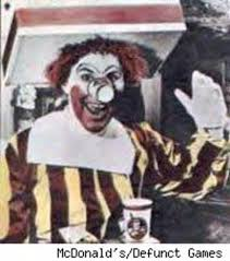 Ronald Mcdonald Phone Meme - disturbing mcdonald s commercial know your meme