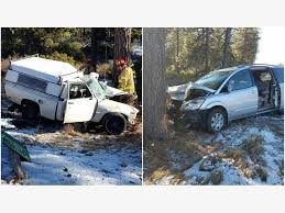 washington woman accused of causing fatal crash in central oregon