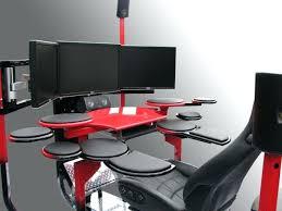 desk high tech desktop computer most high tech desktop computer