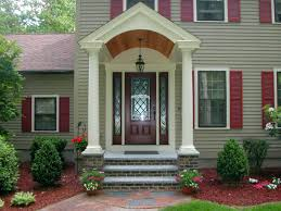 stunning front porch designs for colonial homes ideas decorating