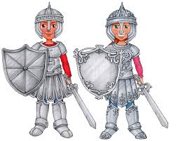 full armor of god clipart collection