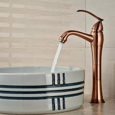 2018 Wholesale And Retail Solid Brass Bathroom Faucet Antique Copper Bathroom Fixtures Wholesale
