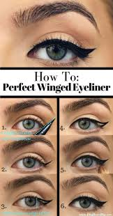 Eyeliner Halloween Makeup by 25 Best Makeup Tutorial Eyeliner Ideas On Pinterest Simple