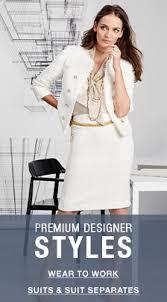 suits business attire for women macy u0027s