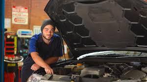 automotive federation university australia course finder