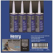 Roof Turbines Home Depot by Henry 10 3 Oz 208 Wet Patch Roof Cement He208004 The Home Depot