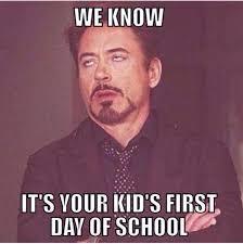 Back To School Meme - back to school memes for parents 2017 heavy com