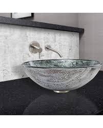 vessel sinks for sale snag these memorial day sales 15 off vigo titanium glass vessel
