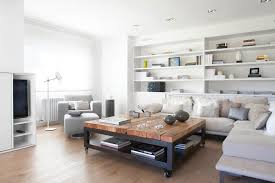 large living room coffee table modern living room coffee tables brown color leather sofas wood legs