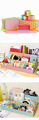 Diy Desk Organizer Ideas Excellent Diy Desk Organizer Ideas Home Decor Gallery Image And