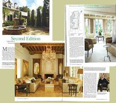 home design articles second edition architectural digest magazine article featuring a