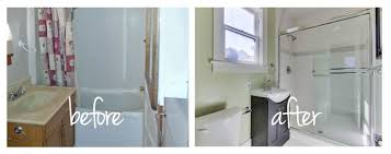 Bathroom Remodel Ideas Before And After Inside The Remodel A University Heights Gem Canter Brokerage