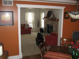 Dining Room Entryway by Casing This Entryway Carpentry Diy Chatroom Home Improvement Forum
