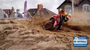 motocross racing uk 2015 western super mare mx nationals uk josh gilbert crash mvrd