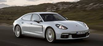 first porsche a different shade of green 2018 porsche panamera 4 e hybrid