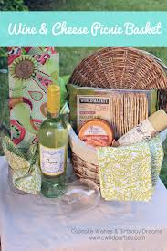 wine and cheese gifts cupcake wishes birthday dreams wine and cheese gifts with