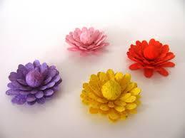 flower seed paper 100 gerbera shaped wildflower blend seed paper flowers