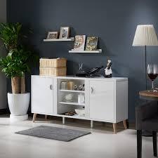 contemporary buffet furniture of america wilbur contemporary