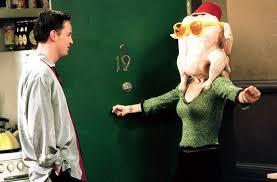 friends thanksgiving episodes popsugar entertainment