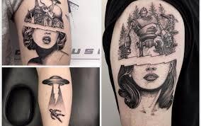 instagram tattoo artist london faceless face tattoo oddhouse london highhand