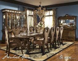 Dark Dining Room by Dining Room Stunning Dining Room Decoration Using Aico Dining