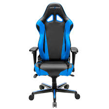 dxracer oh rv001 nb high back racing style office chair vinyl pu