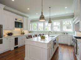 How To Paint New Kitchen Cabinets Painting Kitchen Cabinets White Home Design Ideas