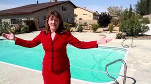 desert knolls 3 bed pool home youtube
