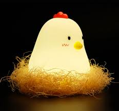 alarm clock that wakes you up during light sleep wake up chicken is the best alarm clock ever technabob