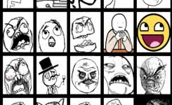 Faces Of Memes - what happened to the troll faces neogaf memeshappy