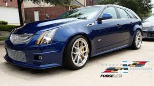 cadillac cts 20 inch wheels our at weapon x motorsports equipped eric s gorgeous cts v