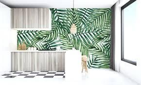 4 murs papier peint cuisine papier peint cuisine du papier peint graphique pour la cuisine