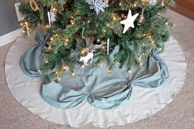 ruched tree skirt 2 0