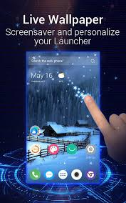 u launcher 3d u2013 live wallpaper free themes speed android apps