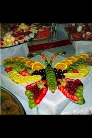 butterfly platter butterfly fruit tray food recipes trays butterfly