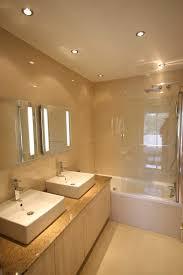 Bathrooms by Alluring 40 Beige Bathroom Theme Decorating Design Of Best 25